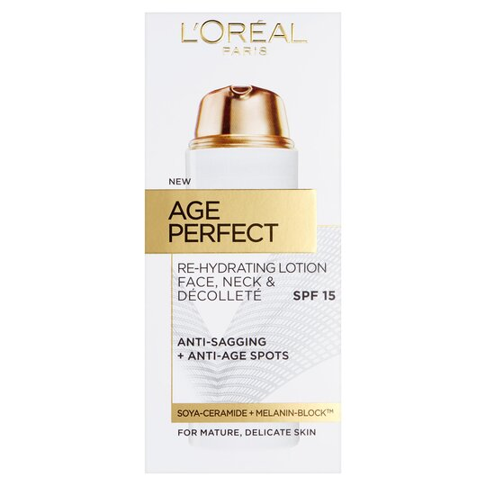 image 1 of L'oreal Age Perfect V Zone Protect 50Ml