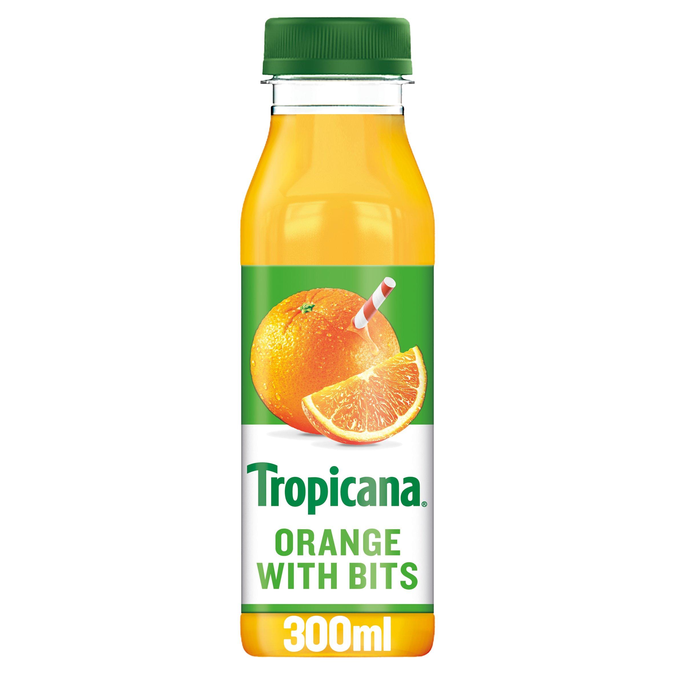 Tropicana Original Orange Juice 300Ml