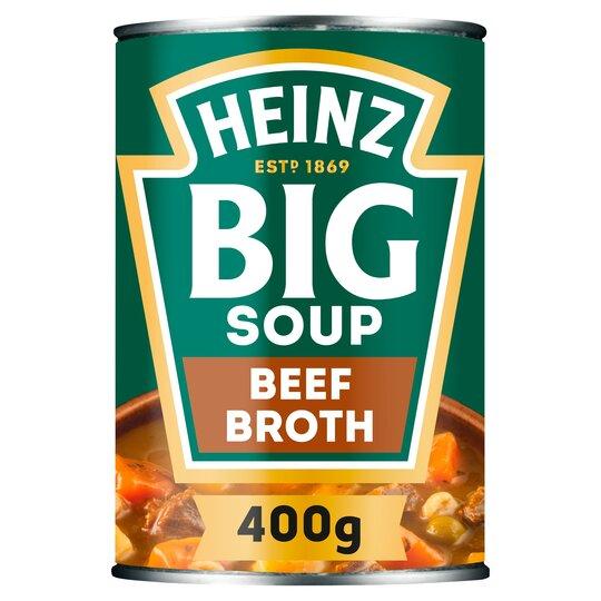 image 1 of Heinz Big Soup Beef Broth 400G
