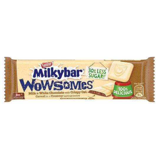 Milkybar Wowsomes Cocoa 18G