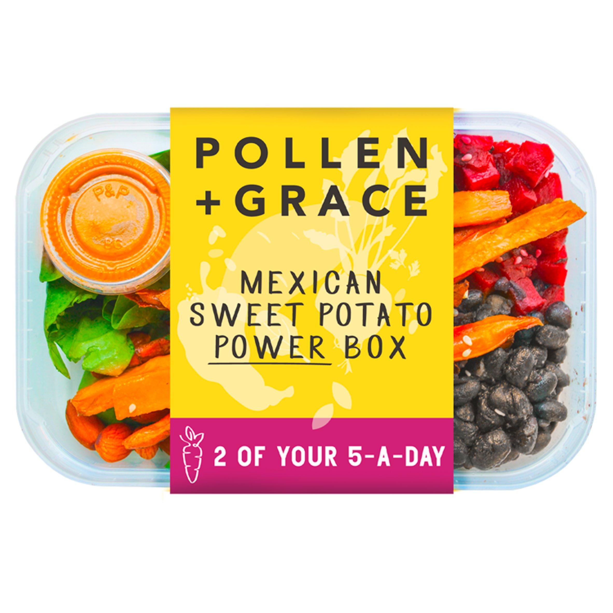 Pollen & Grace Mexican Power Box 250G