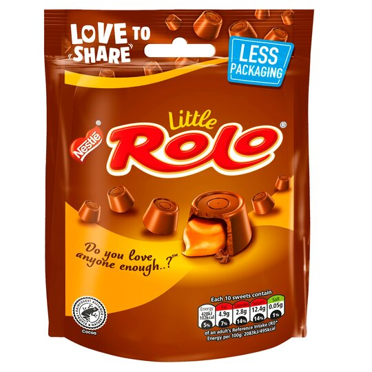 image 1 of Nestle Little Rolo Pouch 103G