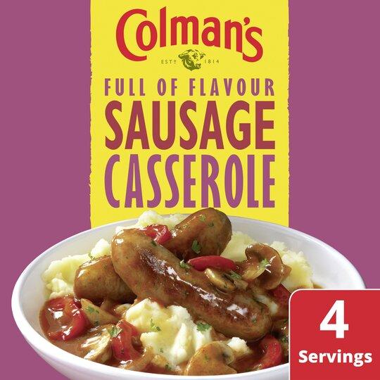 image 1 of Colman's Sausage Casserole Recipe Mix 39G