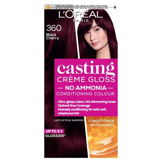 image 1 of L'oreal Casting Creme Gloss Bk Cherry 360 Semi-Permanent Hair Dye