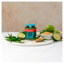 image 2 of Geeta's Premium Lime & Chilli Chutney 230G
