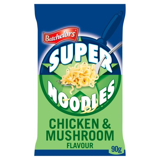 Batchelors Super Noodles Chicken & Mushroom 90G