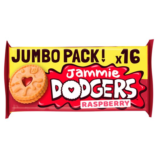 Jammie Dodgers Twin Pack 280 G