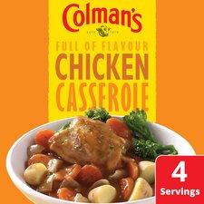 image 1 of Colman's Chicken Casserole Recipe Mix 40G