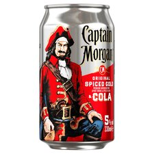 carbs in captain morgan rum and diet coke