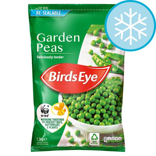 Birds Eye Garden Peas 1.3Kg