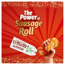 image 2 of Walkers Sausage Roll Flavour Crisps 5X25g