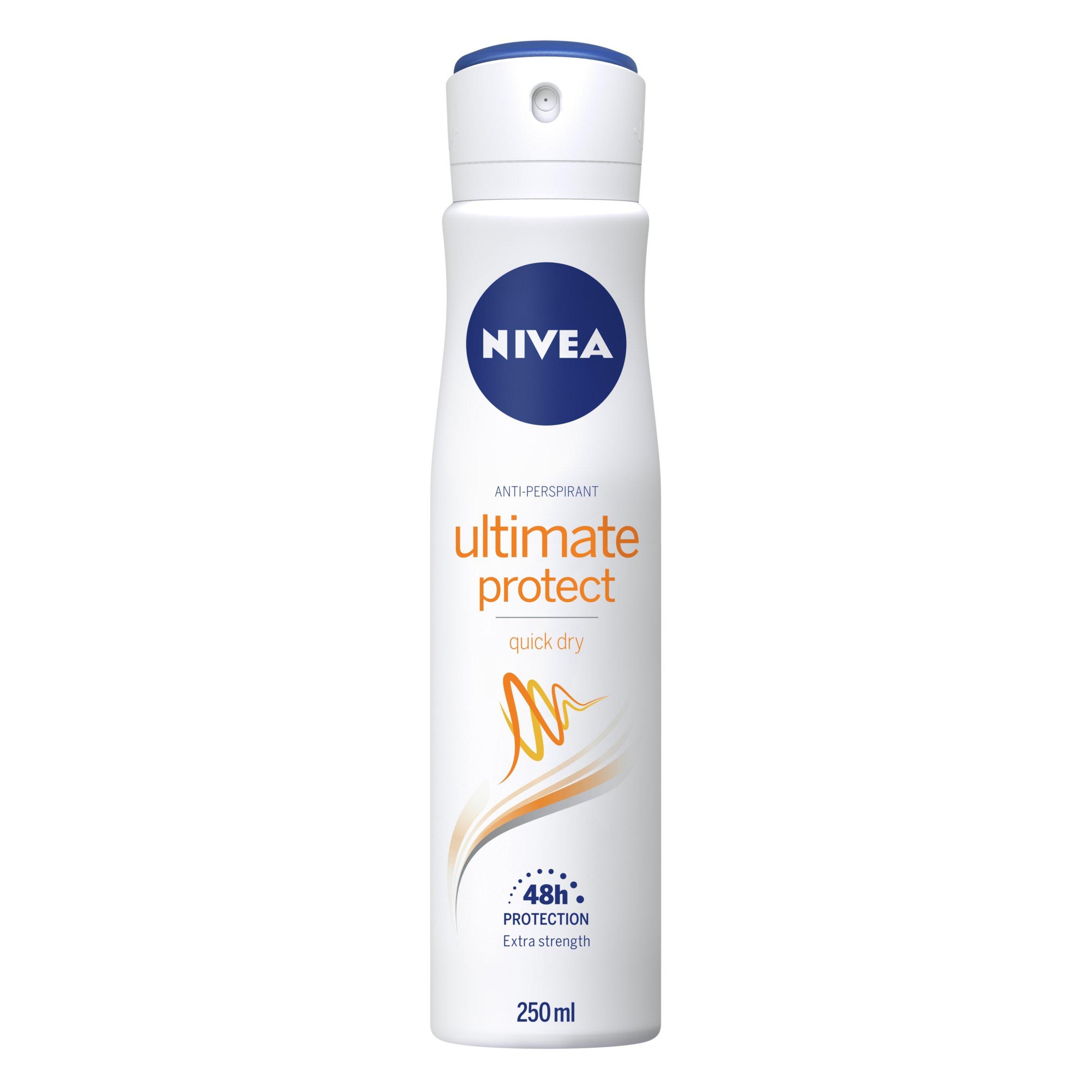 Nivea Ultimate Protect Deodorant 250Ml