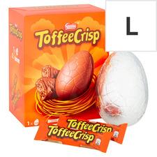 image 1 of Nestle Toffee Crisp Large Egg 256G