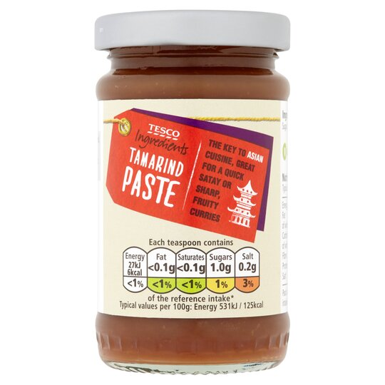 Tesco Ingredient Tamarind Paste 120g Tesco Groceries