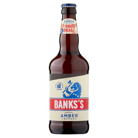 Banks's Amber Bitter 500Ml