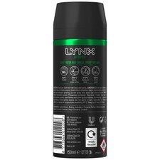 image 2 of Lynx Deodorant Africa Bodyspray 150Ml
