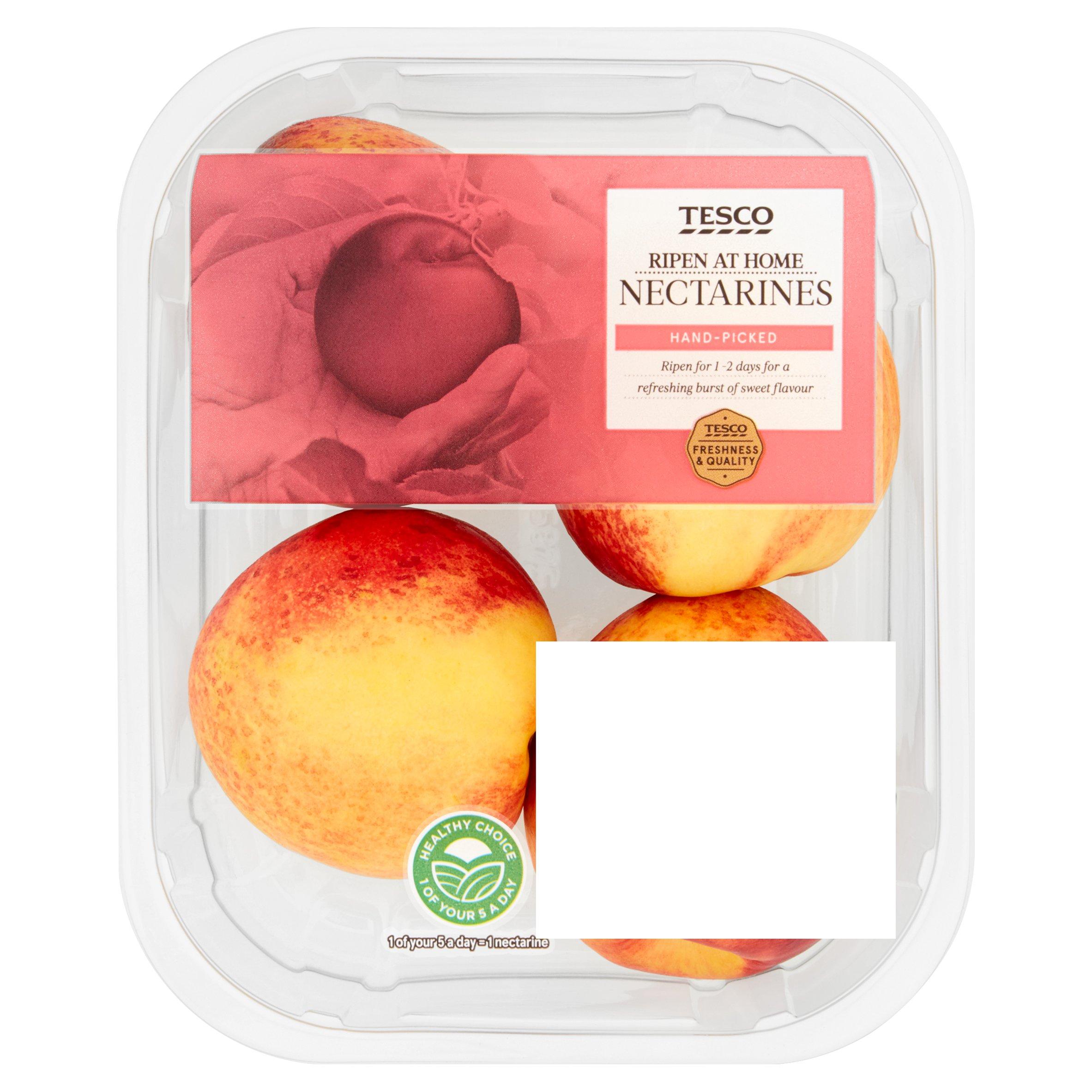 TESCO > Fresh Food > Tesco Nectarines Minimum 4 Pack