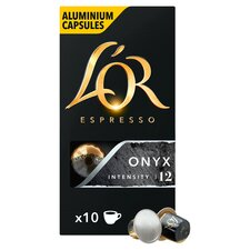 image 2 of L'or. Espresso Onyx Ground Coffee 10 Capsules 52G