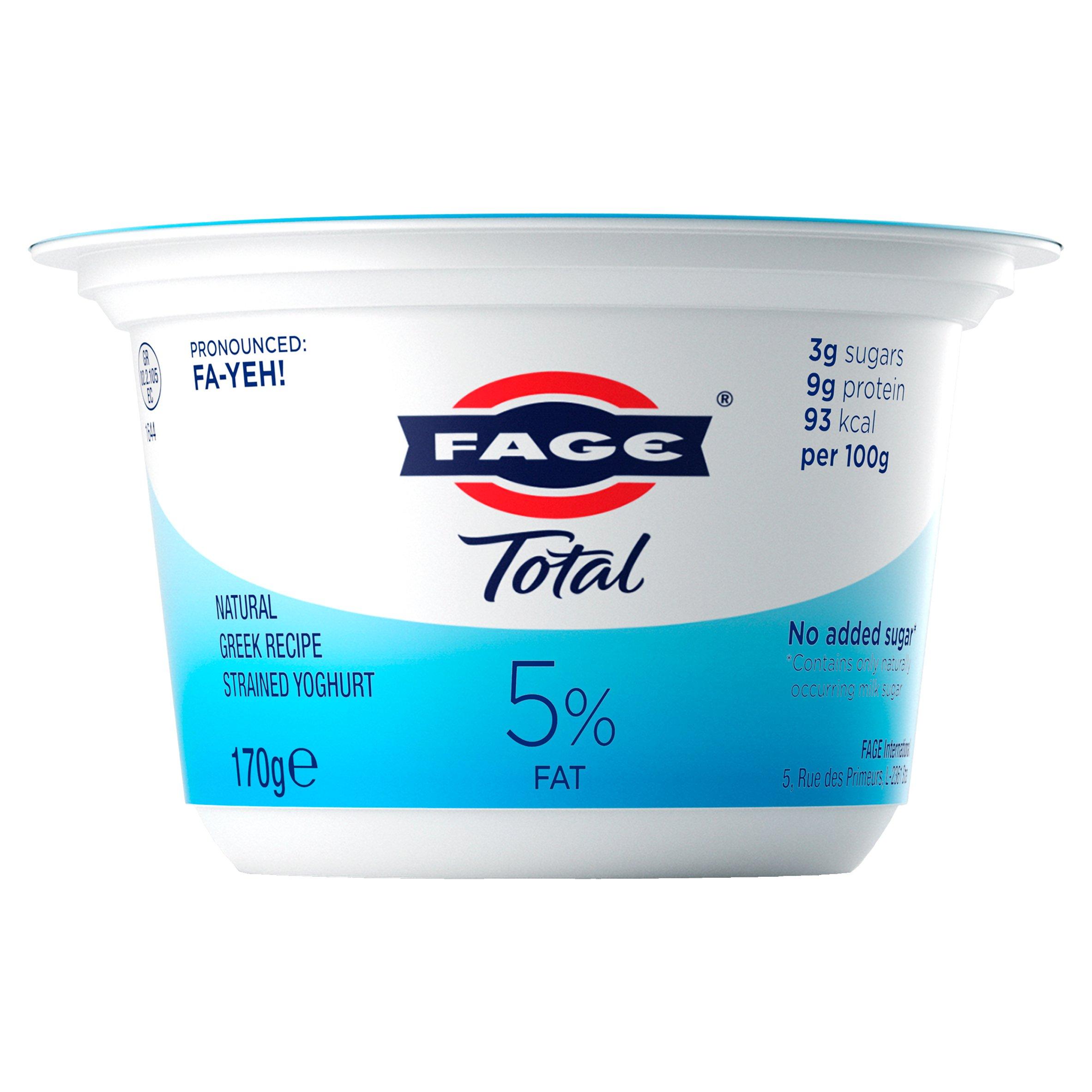 Total Greek Yogurt 170G