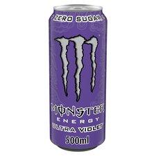 image 1 of Monster Ultra Violet 500Ml