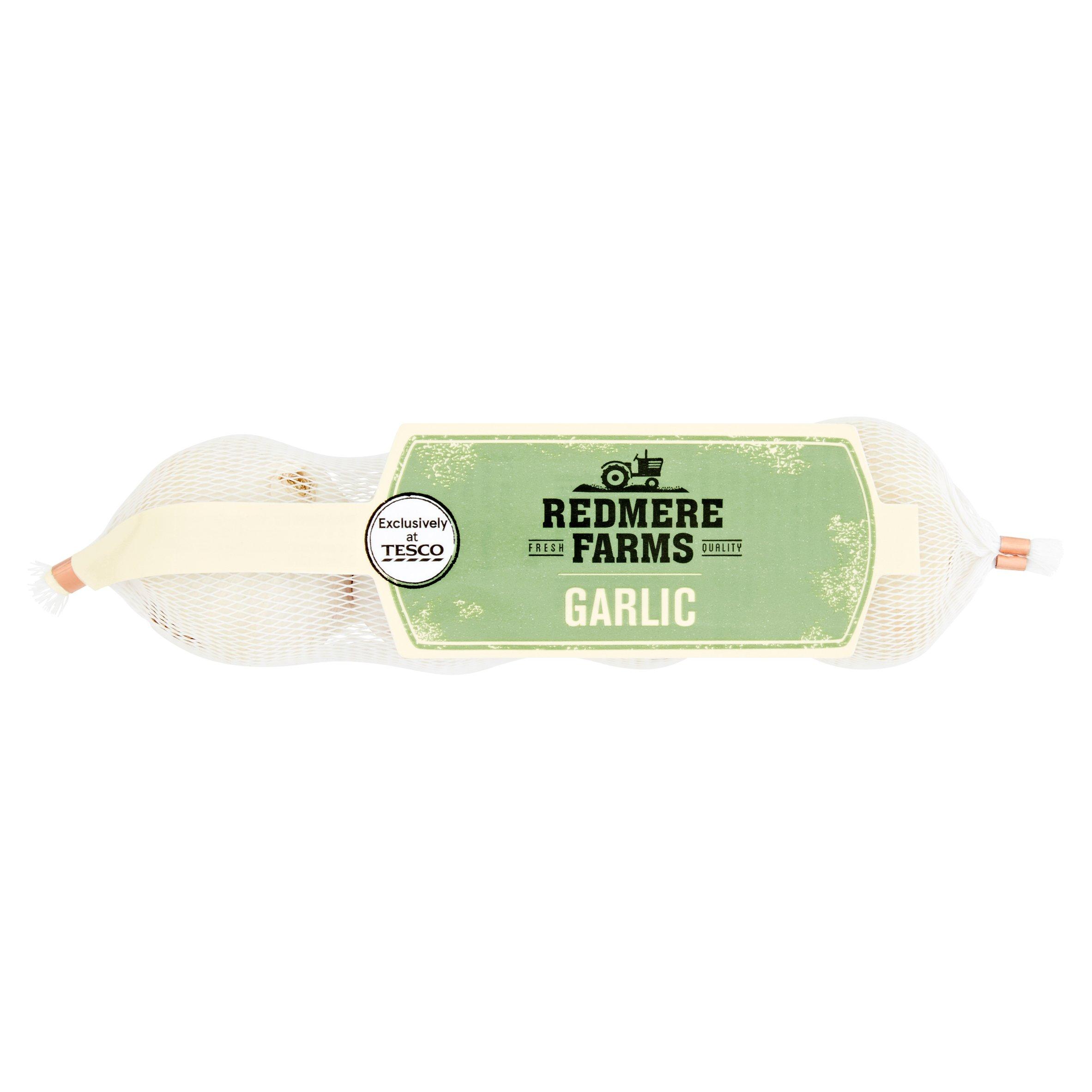 Redmere Farms Garlic 4 Pack
