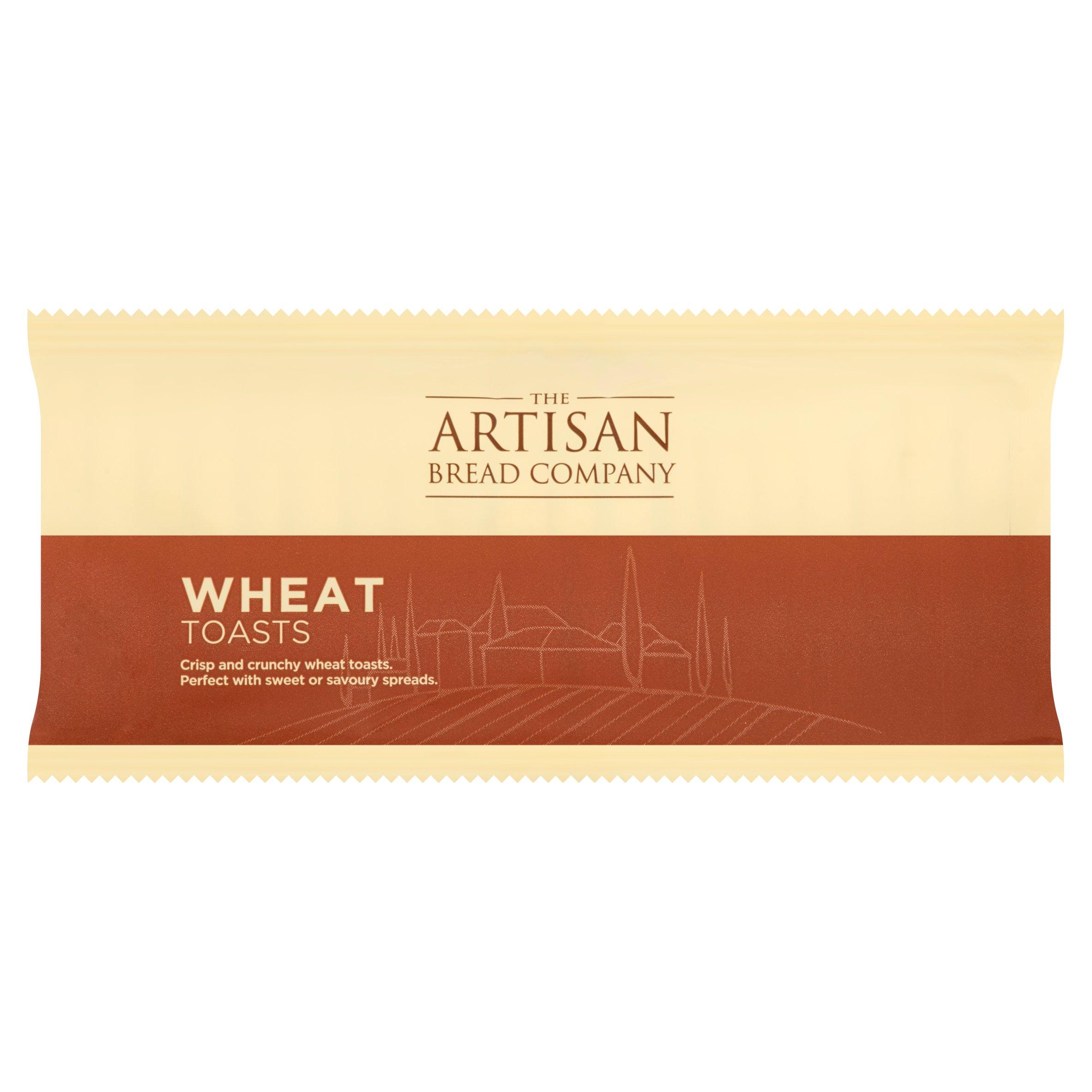 The Artisan Bread Company Wheat Toast 150G