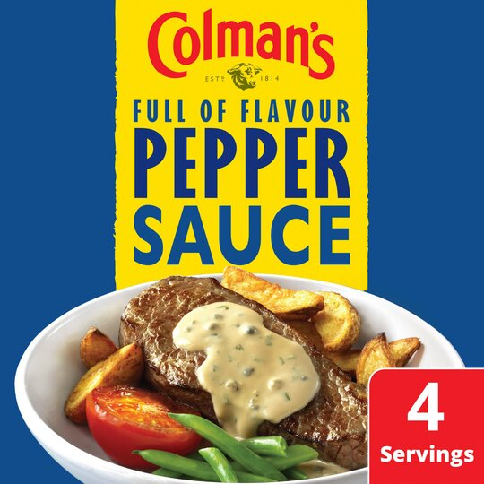 image 1 of Colman's Pepper Sauce Mix 40G