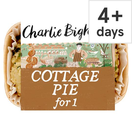 Charlie Bigham's Cottage Pie 325G