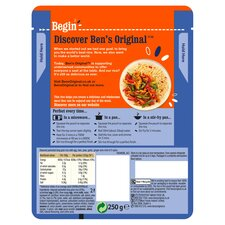 image 2 of Ben's Original Special Fried Microwave Rice 250G