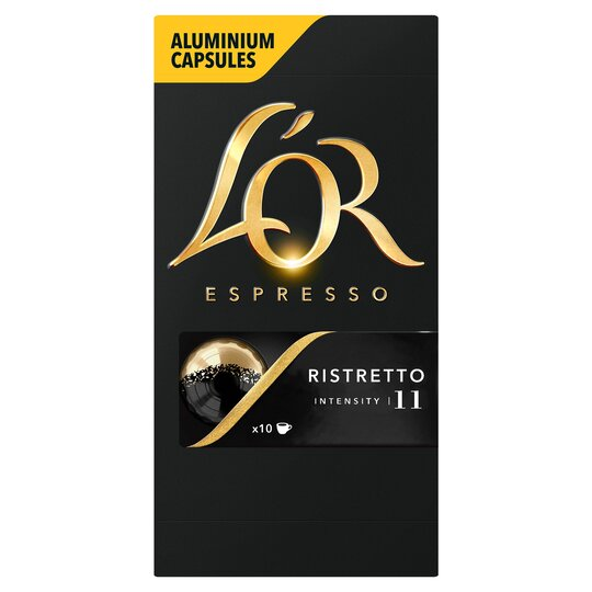 image 1 of L'or. Ristretto Caps 10Pc 52G