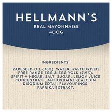 image 2 of Hellmann's Real Mayonnaise 400G Jar
