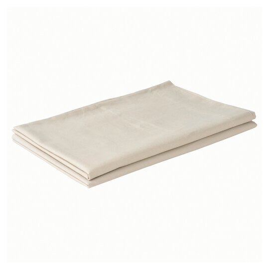 Tesco twinpack housewife pillowcases