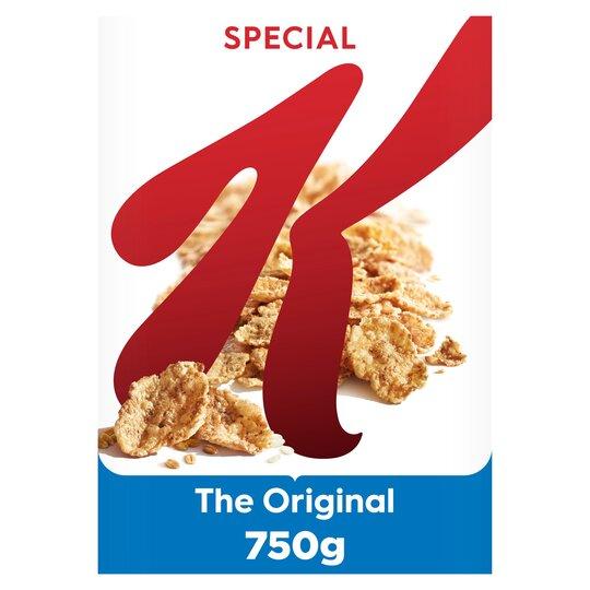 Kellogg's Special K 750G - Tesco Groceries