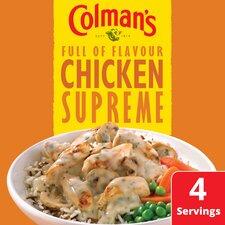 image 1 of Colman's Chicken Supreme Recipe Mix 38G