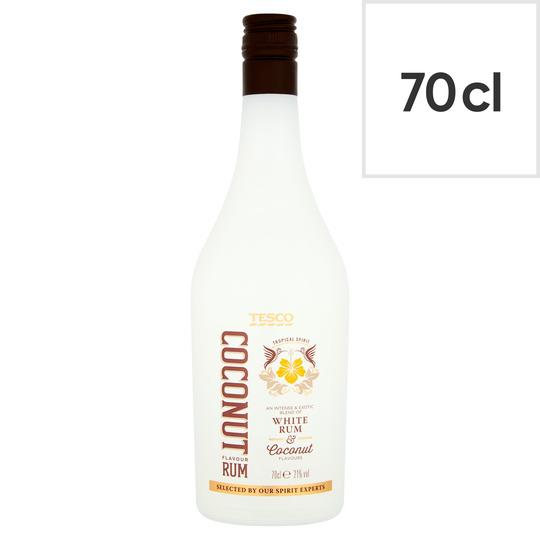 Tesco Coconut Rum 70Cl - Tesco Groceries