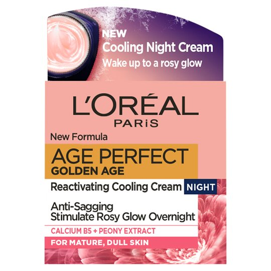 image 1 of L'oreal Paris Age Perfect Golden Age Night Cream 50Ml