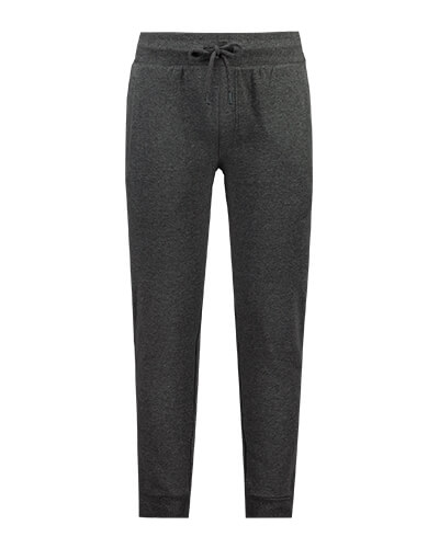 Skinny charcoal joggers