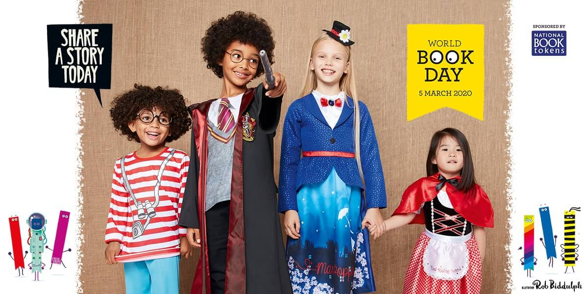World Book Day 5 March 2020
