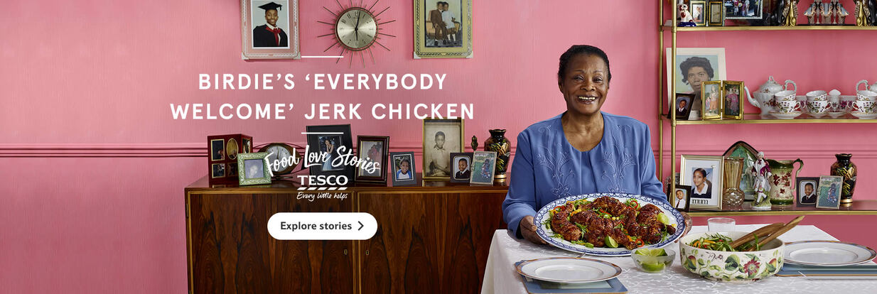 Food Love Stories: Birdie's Jerk chicken