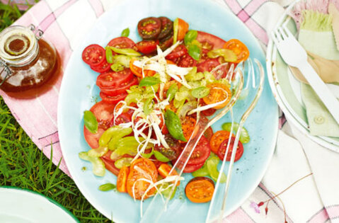 Celebrate British Tomato Week with these easy recipes