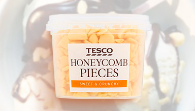 Cool and crunchy