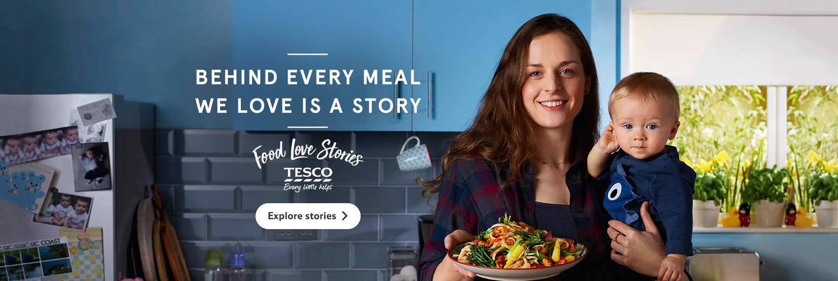Food Love Stories: Behind every meal we love is a story. Explore our stories