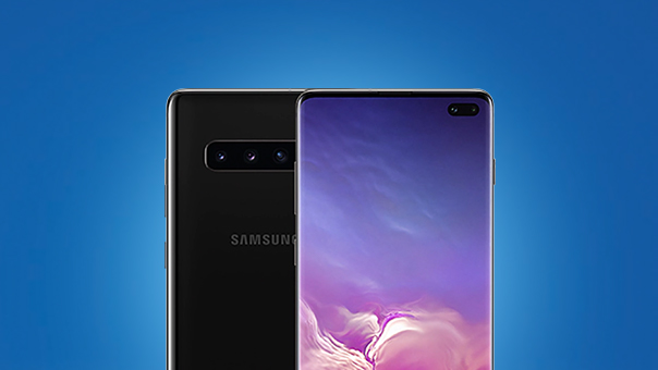 Samsung S10 Plus – £42.49 a month