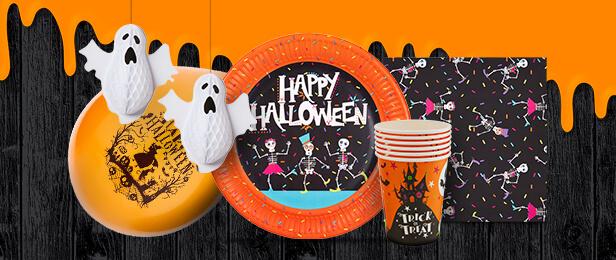 Find Halloween essentials from just £1