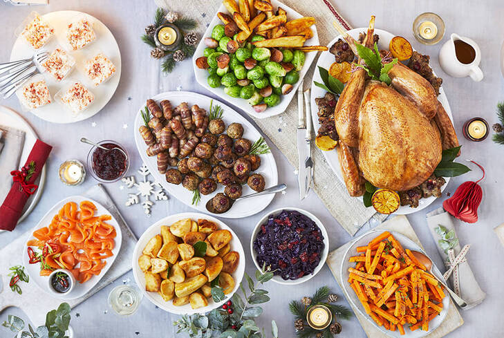 Festive Food to Order- Enjoy a stress free Christmas