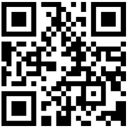 A QR code to test that your phone is able to read QR codes