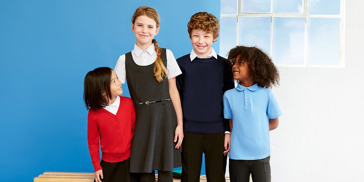 School Uniforms F Skirts Trousers Shirts Tesco