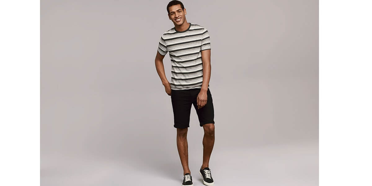 mens shorts sale tesco