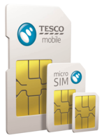 SIMO only deals from Tesco Mobile