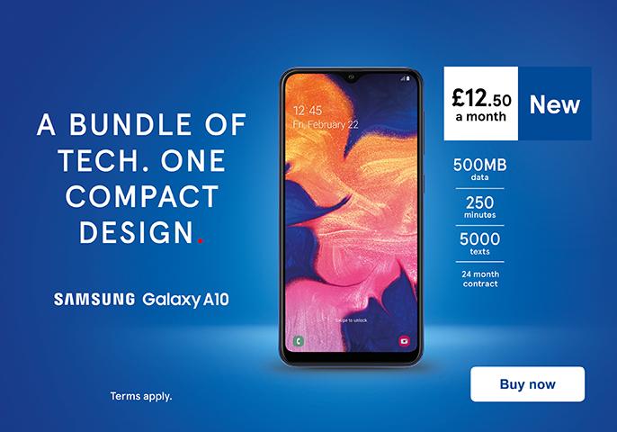 e9b26df2c22 Pay monthly, Pay as you go & Sim only deals | Tesco Mobile